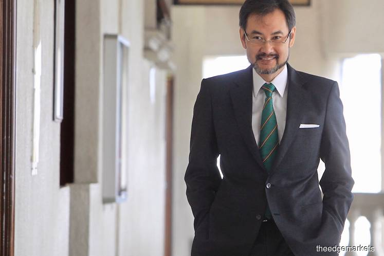 Shahrol:避免为纳吉制造政治危机 1MDB未被总稽查署审查